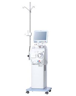多用途透析用監視装置(日機装製DCS-100NX)